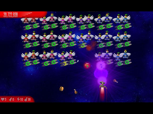 Chicken invaders game download